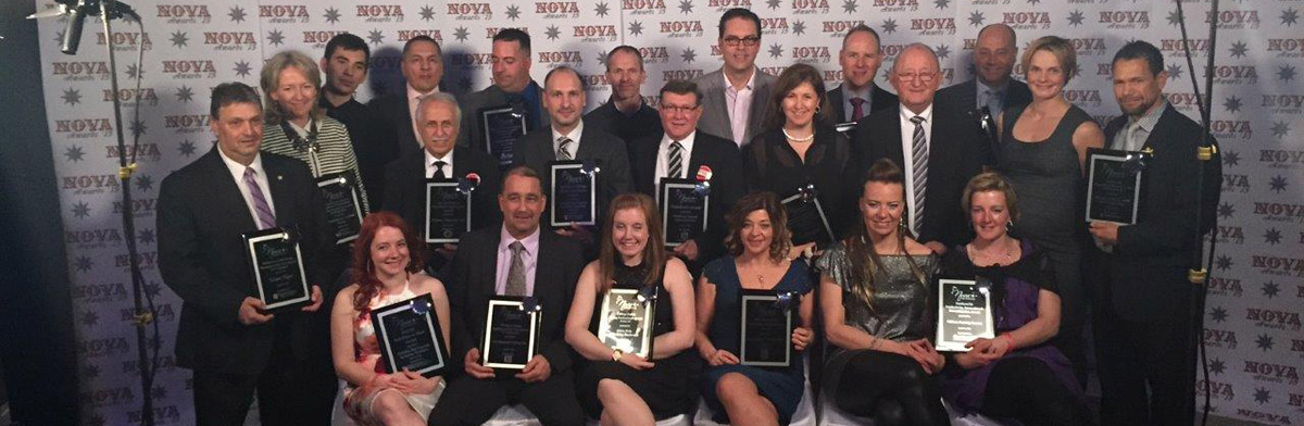 Timmins Location Receives Award